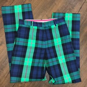 Lilly Pulitzer Plaid Pants / Trousers
